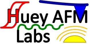 HueyAFMLabs logo